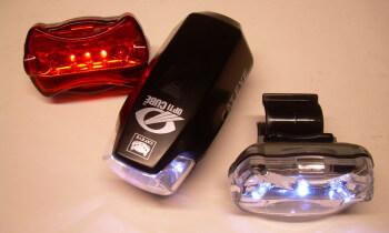 Rodzaje oświetlenia rowerowego