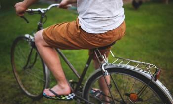 Rower na nieco dłuższe wycieczki
